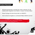 Crosspromotion Preis für Agenturen